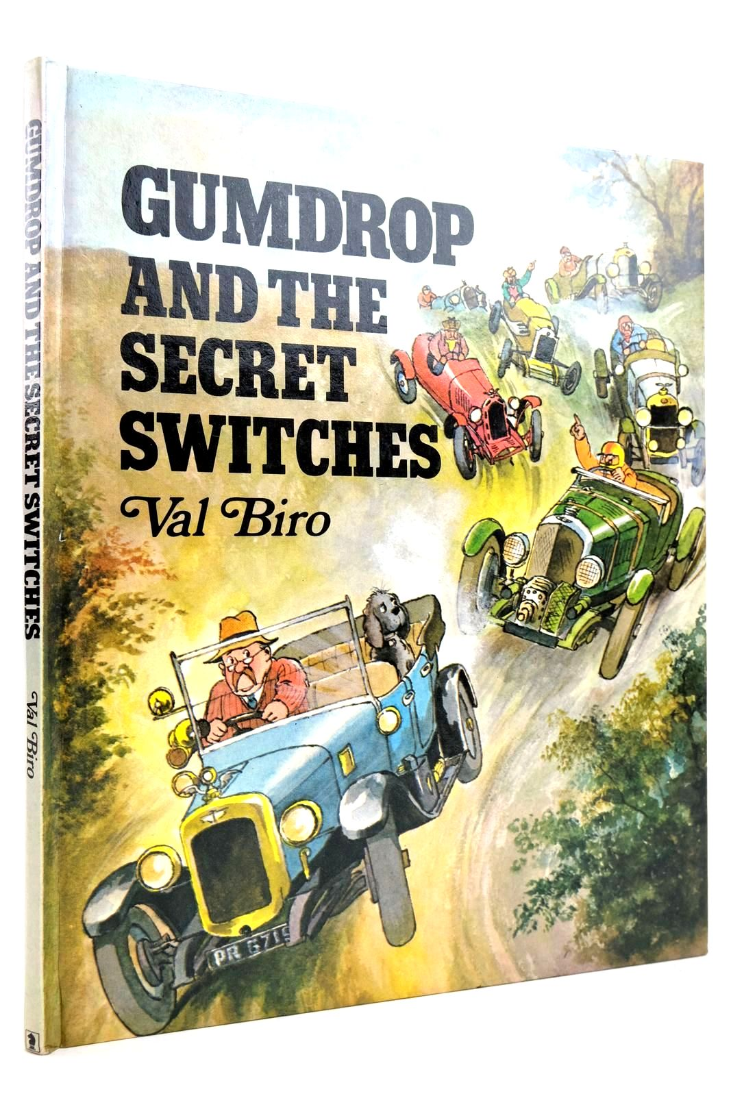 Photo of GUMDROP AND THE SECRET SWITCHES- Stock Number: 2135542