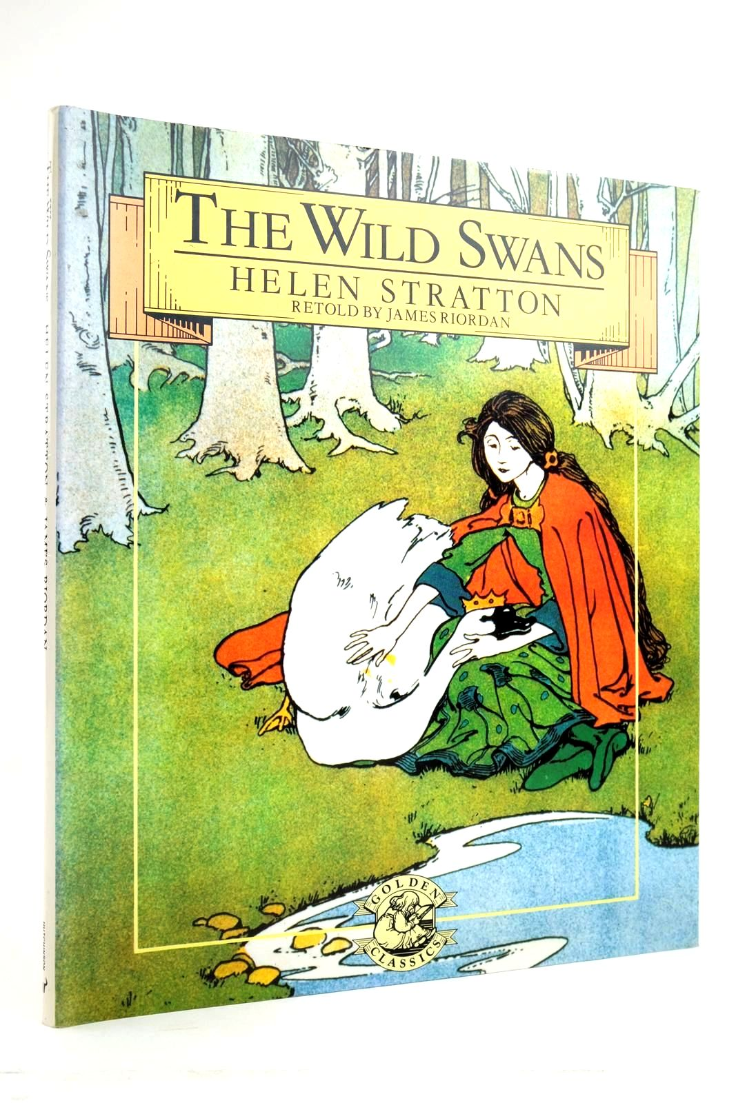 Photo of THE WILD SWANS- Stock Number: 2135545