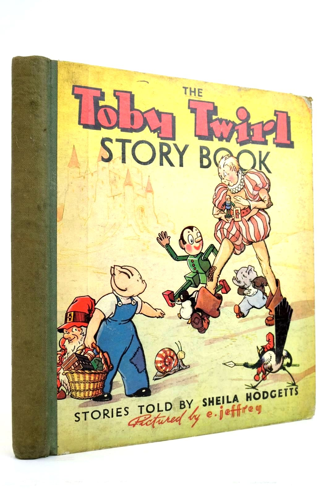 Photo of THE TOBY TWIRL STORY BOOK- Stock Number: 2135549