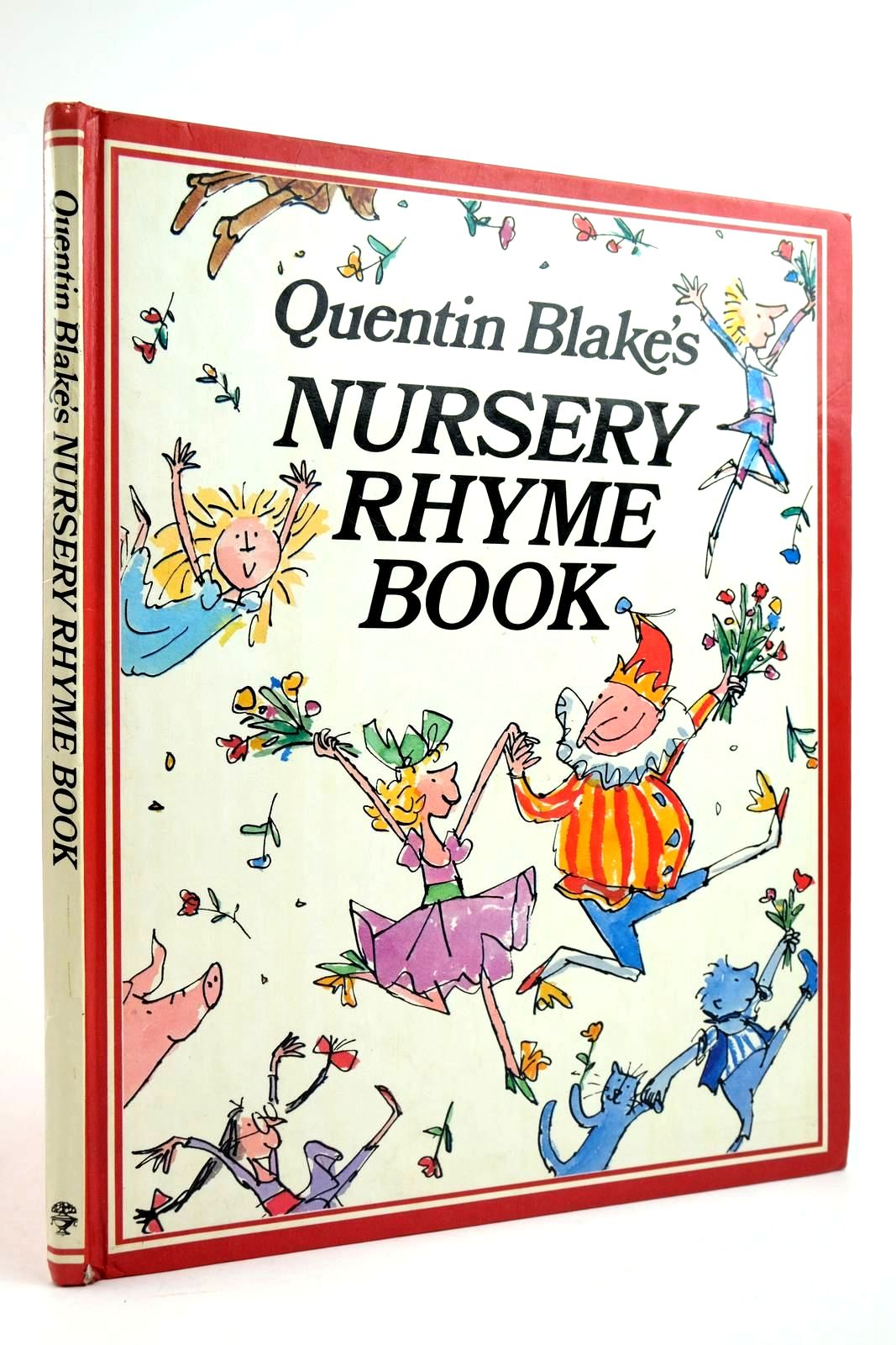 Photo of QUENTIN BLAKE'S NURSERY RHYME BOOK- Stock Number: 2135556