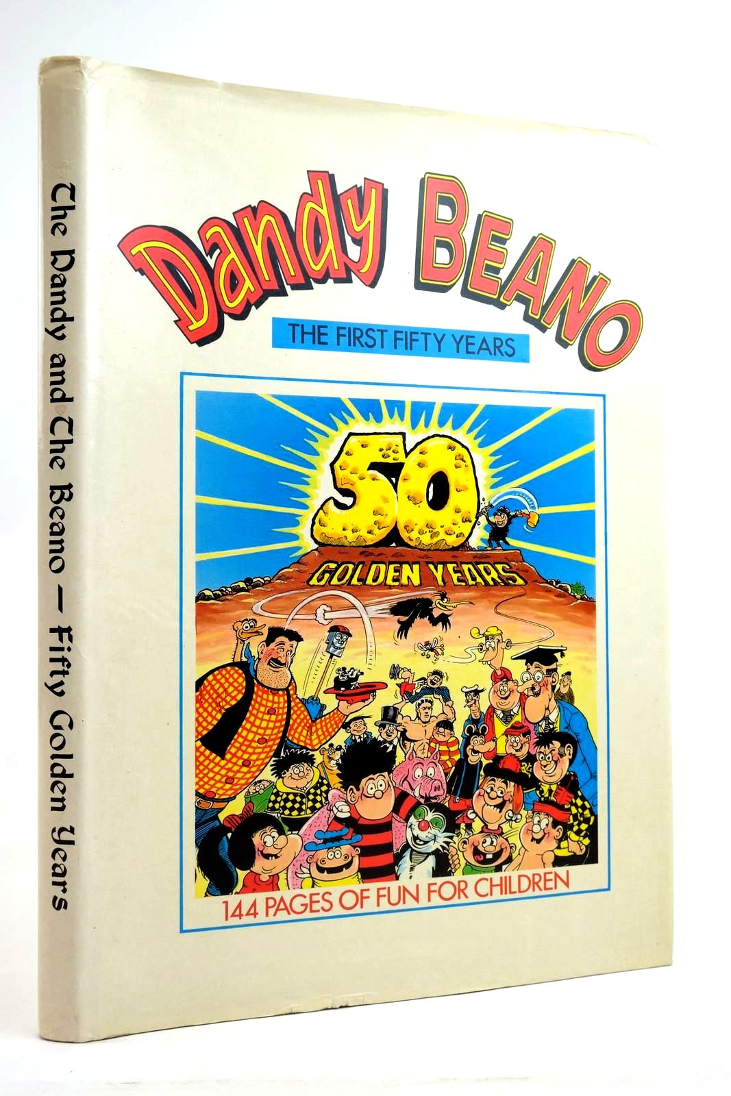 Photo of THE DANDY AND THE BEANO - FIFTY GOLDEN YEARS- Stock Number: 2135558