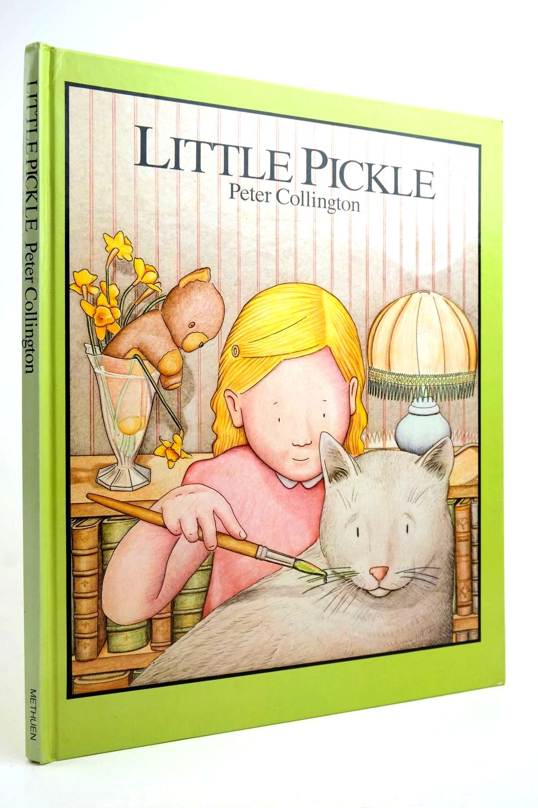 Photo of LITTLE PICKLE- Stock Number: 2135563