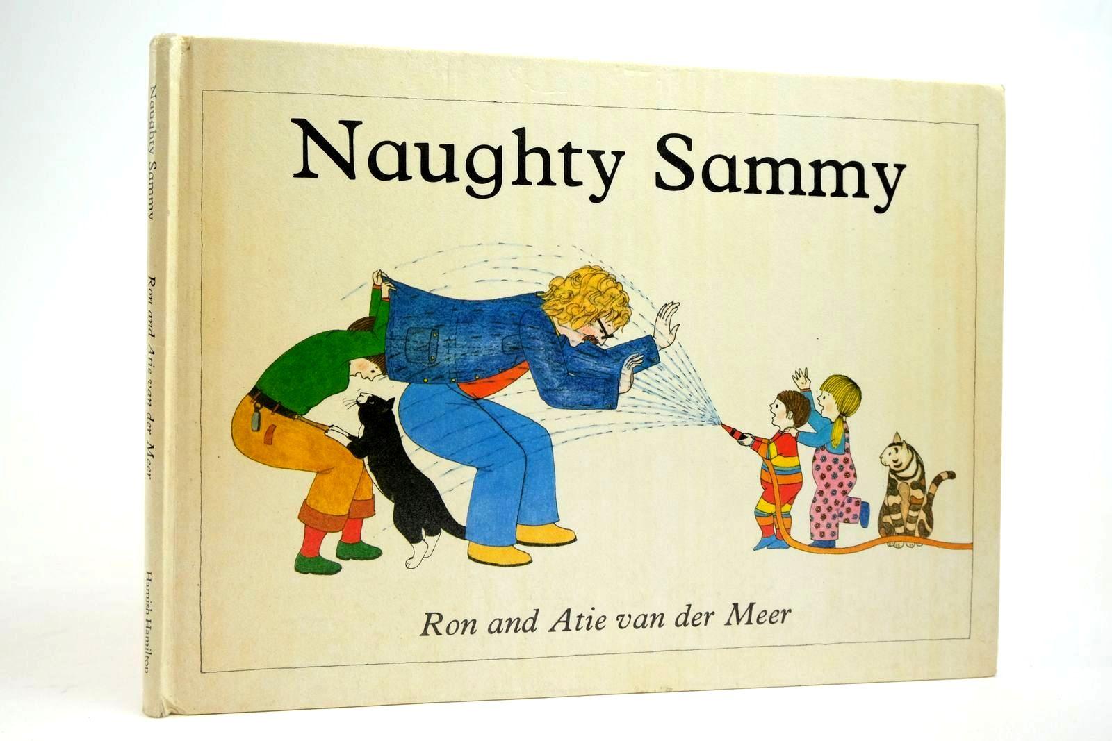 Photo of NAUGHTY SAMMY- Stock Number: 2135565