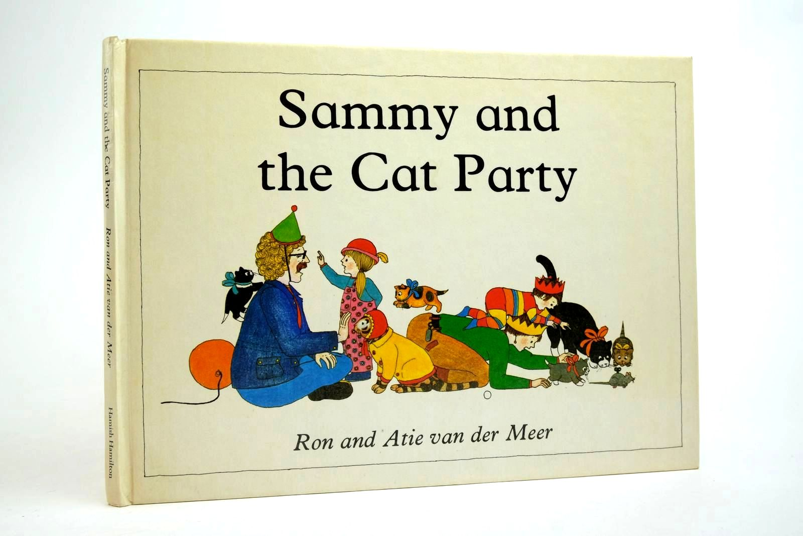 Photo of SAMMY AND THE CAT PARTY- Stock Number: 2135566