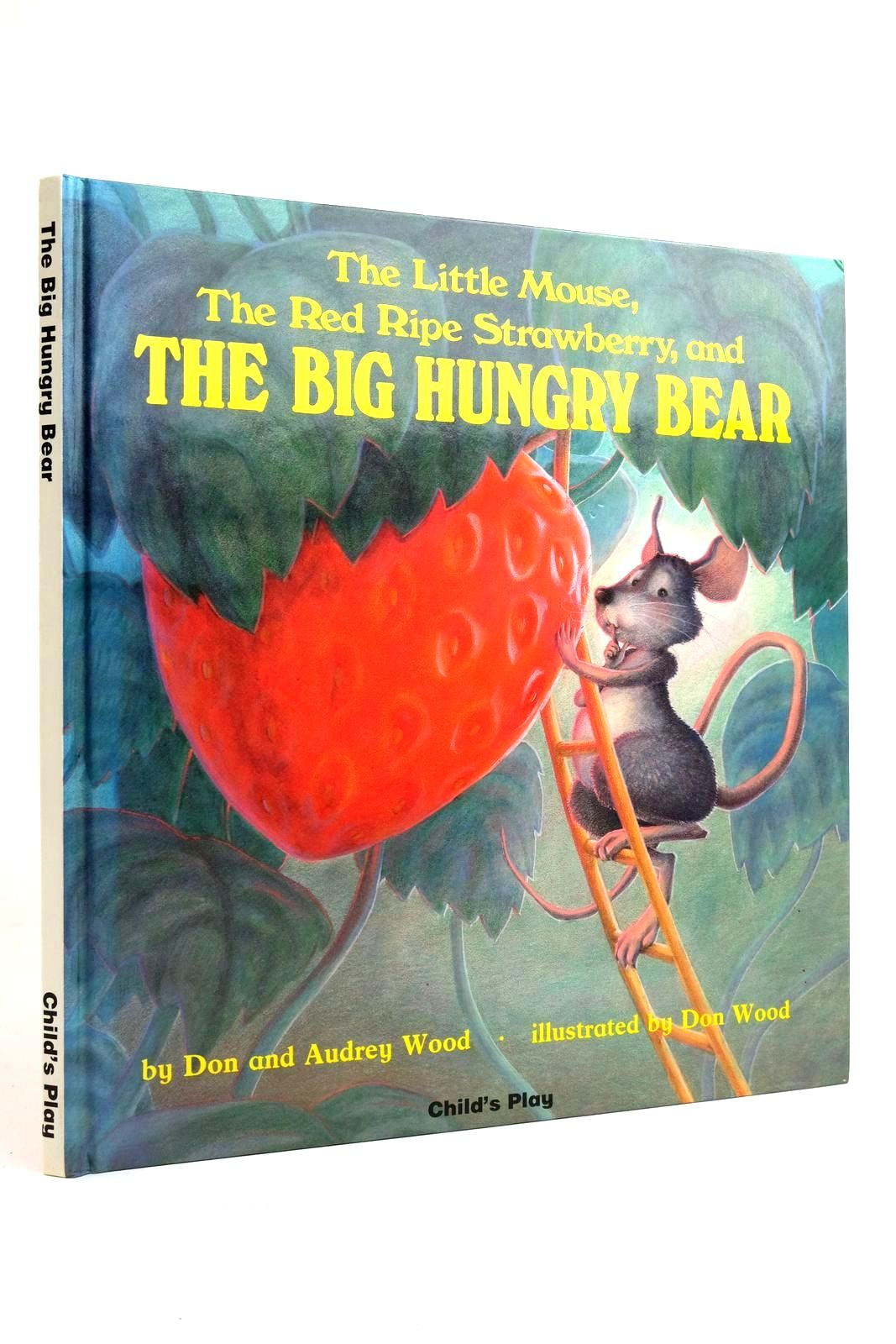 Photo of THE LITTLE MOUSE, THE RED RIPE STRAWBERRY, AND THE BIG HUNGRY BEAR- Stock Number: 2135575