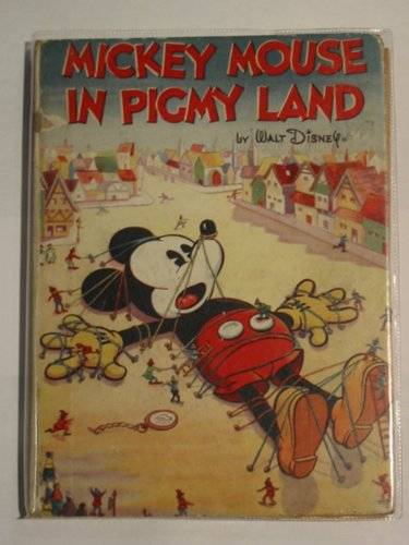Photo of MICKEY MOUSE IN PIGMY LAND written by Disney, Walt published by Collins Clear-Type Press (STOCK CODE: 218933)  for sale by Stella & Rose's Books
