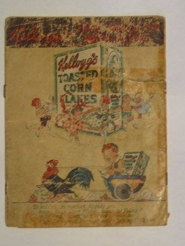 Photo of KELLOGG'S FUNNY JUNGLELAND MOVING PICTURES published by W.K. Kellogg (STOCK CODE: 230129)  for sale by Stella & Rose's Books