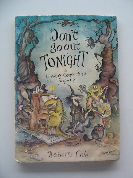 Photo of DON'T GO OUT TONIGHT- Stock Number: 230590