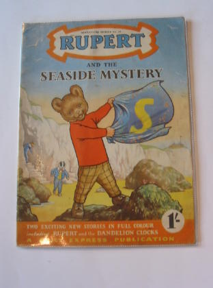 Photo of RUPERT ADVENTURE SERIES No. 26 - RUPERT AND THE SEASIDE MYSTERY written by Bestall, Alfred published by Daily Express (STOCK CODE: 312453)  for sale by Stella & Rose's Books