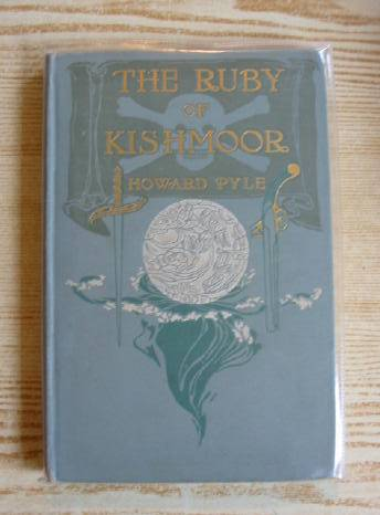 Photo of THE RUBY OF KISHMOOR written by Pyle, Howard illustrated by Pyle, Howard published by Harper & Bros (STOCK CODE: 317517)  for sale by Stella & Rose's Books