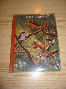 Photo of WALT DISNEY'S BAMBI written by Disney, Walt<br />Salten, Felix illustrated by Disney, Walt published by Collins (STOCK CODE: 318397)  for sale by Stella & Rose's Books