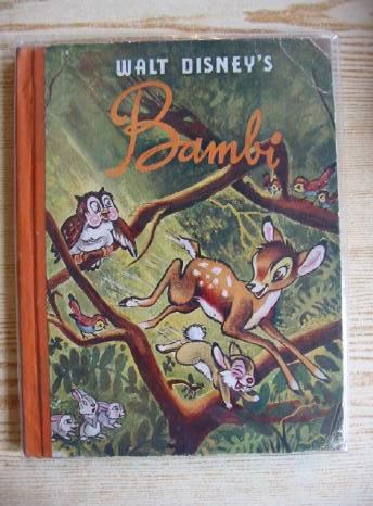 Photo of WALT DISNEY'S BAMBI written by Disney, Walt<br />Salten, Felix illustrated by Disney, Walt published by Collins (STOCK CODE: 318554)  for sale by Stella & Rose's Books