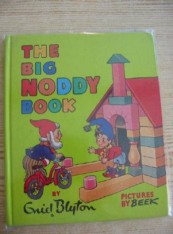 Photo of THE BIG NODDY BOOK written by Blyton, Enid illustrated by Beek,  published by Sampson Low, Marston & Co. Ltd., The Richards Press Ltd. (STOCK CODE: 324135)  for sale by Stella & Rose's Books