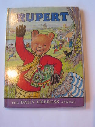 Photo of RUPERT ANNUAL 1976 illustrated by Cubie, Alex published by Daily Express (STOCK CODE: 324687)  for sale by Stella & Rose's Books