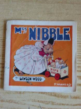 Photo of MRS NIBBLE FINDS A NEW HOME written by Wood, Lawson illustrated by Wood, Lawson published by Frederick Warne & Co Ltd. (STOCK CODE: 325402)  for sale by Stella & Rose's Books
