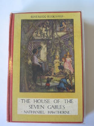 Photo of THE HOUSE OF THE SEVEN GABLES written by Hawthorne, Nathaniel illustrated by Grose, Helen Mason published by Houghton Mifflin Company (STOCK CODE: 325526)  for sale by Stella & Rose's Books