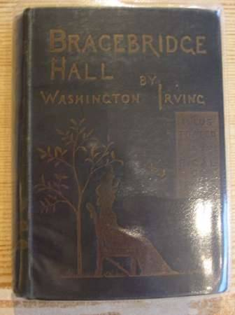 Photo of BRACEBRIDGE HALL written by Irving, Washington illustrated by Caldecott, Randolph published by Macmillan & Co. (STOCK CODE: 327336)  for sale by Stella & Rose's Books
