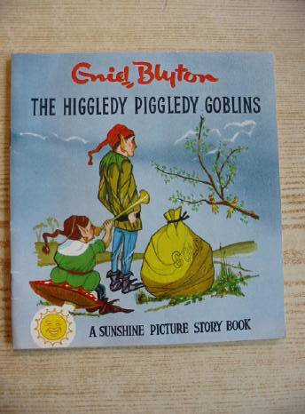 Photo of THE HIGGLEDY PIGGLEDY GOBLINS- Stock Number: 327883