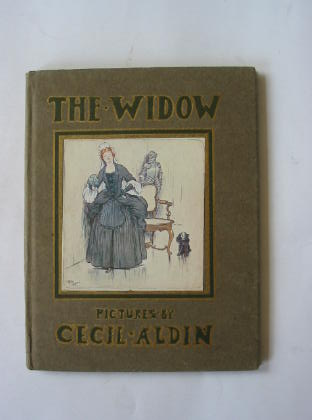 Photo of THE PERVERSE WIDOW AND THE WIDOW written by Steele, Richard Irving, Washington illustrated by Aldin, Cecil published by The Macmillan Company Of Canada Limited (STOCK CODE: 379977)  for sale by Stella & Rose's Books