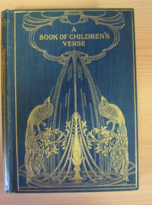 Photo of A BOOK OF CHILDREN'S VERSE written by Quiller-Couch, Mabel Quiller-Couch, Lilian illustrated by Gray, M. Etheldreda published by Hodder & Stoughton, Henry Frowde (STOCK CODE: 380802)  for sale by Stella & Rose's Books
