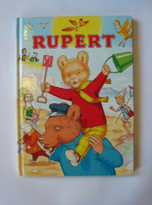 Photo of RUPERT ANNUAL 1994 written by Robinson, Ian illustrated by Harrold, John published by Daily Express (STOCK CODE: 381231)  for sale by Stella & Rose's Books