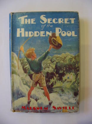 Photo of THE SECRET OF THE HIDDEN POOL written by Saville, Malcolm illustrated by Roberts, Lunt published by John Murray (STOCK CODE: 381857)  for sale by Stella & Rose's Books