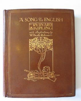Photo of A SONG OF THE ENGLISH- Stock Number: 382540