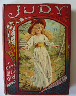 Photo of JUDY or ONLY A LITTLE GIRL written by Osborn, Yotty illustrated by Pym, T. published by John F. Shaw & Co. (STOCK CODE: 382733)  for sale by Stella & Rose's Books