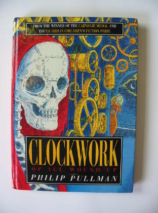 Photo of CLOCKWORK or ALL WOUND UP written by Pullman, Philip illustrated by Bailey, Peter published by Doubleday (STOCK CODE: 382830)  for sale by Stella & Rose's Books