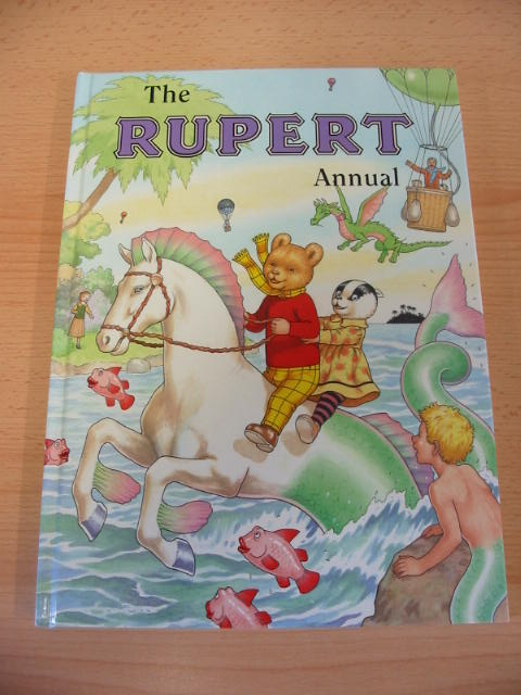 Photo of RUPERT ANNUAL 2001 written by Robinson, Ian illustrated by Harrold, John published by Pedigree Books Limited (STOCK CODE: 382871)  for sale by Stella & Rose's Books
