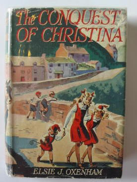 Photo of THE CONQUEST OF CHRISTINA- Stock Number: 383103