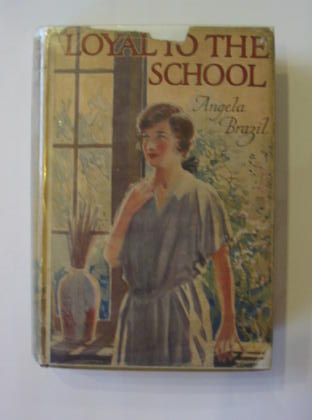 Photo of LOYAL TO THE SCHOOL written by Brazil, Angela illustrated by Evans, Treyer published by Blackie & Son Ltd. (STOCK CODE: 383278)  for sale by Stella & Rose's Books
