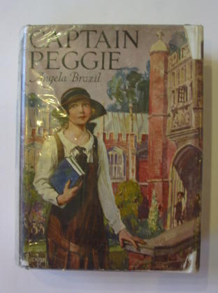 Photo of CAPTAIN PEGGIE written by Brazil, Angela illustrated by Wightman, W.E. published by Blackie & Son Ltd. (STOCK CODE: 383283)  for sale by Stella & Rose's Books