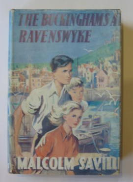 Photo of THE BUCKINGHAMS AT RAVENSWYKE written by Saville, Malcolm illustrated by Bush, Alice published by Evans Brothers Limited (STOCK CODE: 383741)  for sale by Stella & Rose's Books