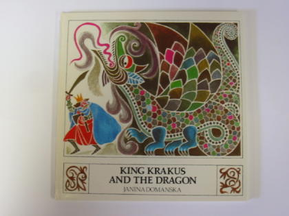 Photo of KING KRAKUS AND THE DRAGON written by Domanska, Janina illustrated by Domanska, Janina published by Julia MacRae Books (STOCK CODE: 383973)  for sale by Stella & Rose's Books