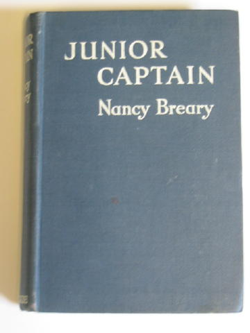 Photo of JUNIOR CAPTAIN written by Breary, Nancy illustrated by Mays, D. published by Blackie & Son Ltd. (STOCK CODE: 384663)  for sale by Stella & Rose's Books