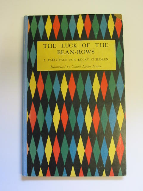 Photo of THE LUCK OF THE BEAN-ROWS written by Nodier, Charles illustrated by Fraser, Claud Lovat published by Daniel O'Connor (STOCK CODE: 384692)  for sale by Stella & Rose's Books