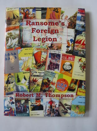 Photo of RANSOME FOREIGN LEGION written by Ransome, Arthur Thompson, Robert M. published by Amazon Publications (STOCK CODE: 385755)  for sale by Stella & Rose's Books