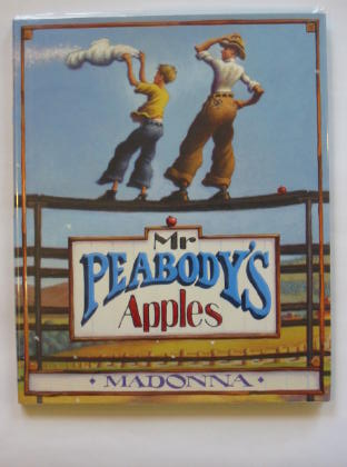 Photo of MR PEABODY'S APPLES written by Madonna,  illustrated by Long, Loren published by Puffin (STOCK CODE: 385810)  for sale by Stella & Rose's Books