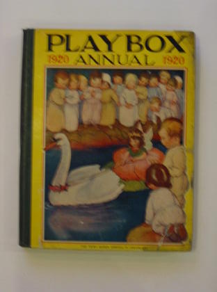 Photo of PLAYBOX ANNUAL 1920- Stock Number: 385988