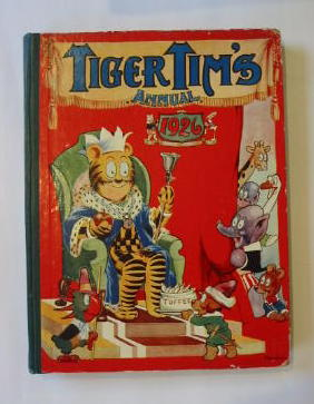 Photo of TIGER TIM'S ANNUAL 1926 published by The Amalgamated Press (STOCK CODE: 386276)  for sale by Stella & Rose's Books
