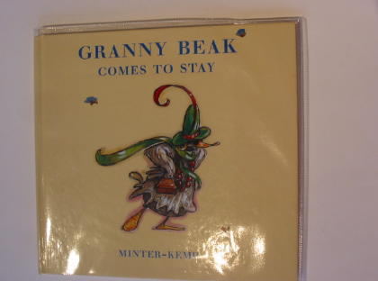 Photo of GRANNY BEAK COMES TO STAY written by Minter-Kemp,  illustrated by Minter-Kemp,  published by Tom Dickins Fine Art (STOCK CODE: 400629)  for sale by Stella & Rose's Books