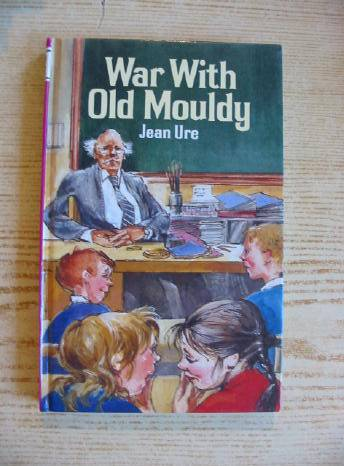 Photo of WAR WITH OLD MOULDY! written by Ure, Jean illustrated by Englander, Alice published by Methuen Children's Books (STOCK CODE: 403080)  for sale by Stella & Rose's Books
