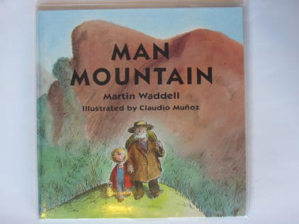 Photo of MAN MOUNTAIN- Stock Number: 403109