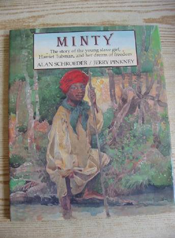 Photo of MINTY written by Schroeder, Alan illustrated by Pinkney, Jerry published by Hamish Hamilton (STOCK CODE: 403129)  for sale by Stella & Rose's Books