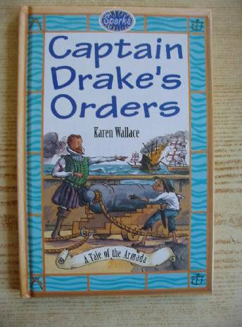 Photo of CAPTAIN DRAKE'S ORDERS- Stock Number: 403191