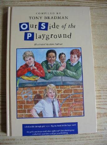 Photo of OUR SIDE OF THE PLAYGROUND written by Bradman, Tony illustrated by Palmer, Kim published by The Bodley Head (STOCK CODE: 403526)  for sale by Stella & Rose's Books