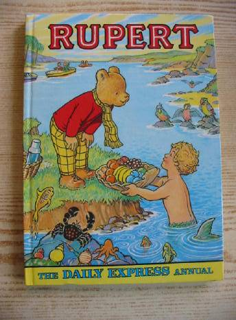 Photo of RUPERT ANNUAL 1975 illustrated by Cubie, Alex published by Daily Express (STOCK CODE: 403991)  for sale by Stella & Rose's Books