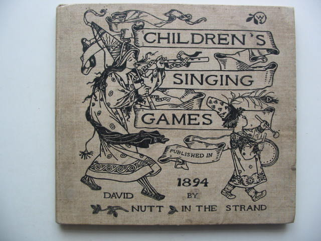 Photo of CHILDREN'S SINGING GAMES written by Gomme, Alice B. illustrated by Smith, Winifred published by David Nutt (STOCK CODE: 405613)  for sale by Stella & Rose's Books