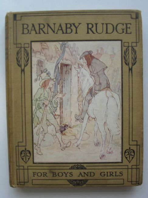 Photo of BARNABY RUDGE written by Dickens, Charles<br />Jackson, Alice F. illustrated by Blaikie, F.M.B. published by T.C. &amp; E.C. Jack (STOCK CODE: 405638)  for sale by Stella & Rose's Books